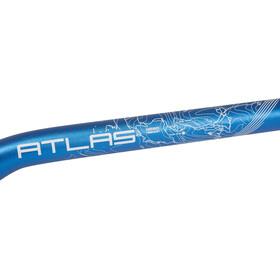 Race Face Atlas 1.25 Riser Accessoires pour cintre 785mm Ø31,8mm, blue
